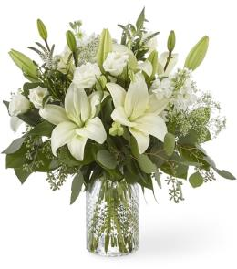 Photo of Alluring Elegance Vase Bouquet - D16