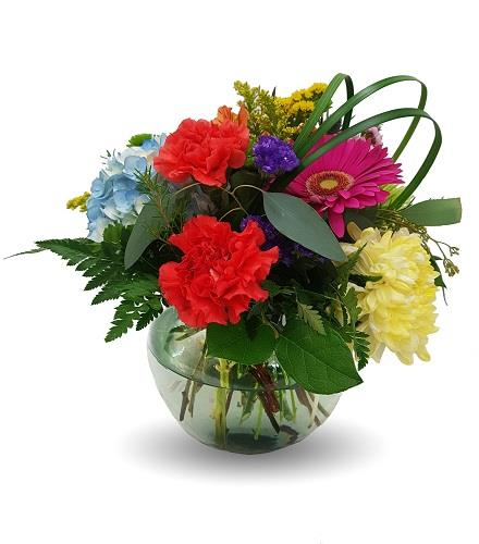Photo of flowers: Almost Fall Centerpiece