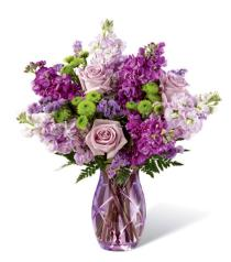 Photo of Sweet Devotion Vase Bouquet - DVB