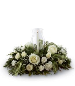 Photo of Glowing Elegance Centerpiece FTD - B18-4964