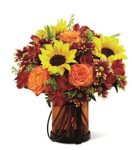 Photo of flowers: Giving Thanks Bouquet