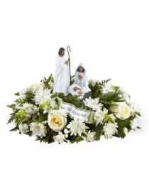 Photo of Mary, Joseph, Baby Jesus Keepsake Figurine - 16-C11