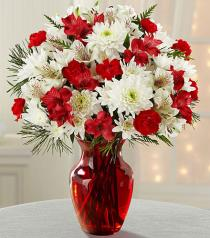 Photo of Joy to the World Holiday 2089 Bouquet - FK840