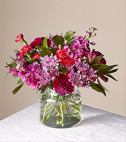 Photo of BF2096/18-V2 (Approx. 8 Stems - Vase Included)
