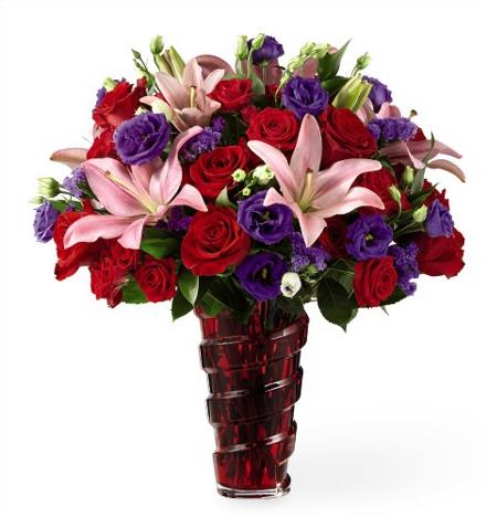 Photo of flowers: From Me To You Bouquet