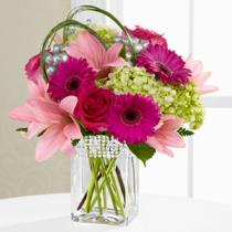 Photo of The FTD Blooming Bliss Bouquet - BL2