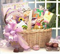 Photo of Easter Gift Basket - 9526