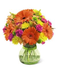 Photo of flowers: Because You're Special in Vase  Color Choice