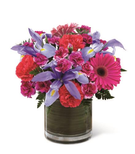 Photo of BF2174/B21-4969 (Approx. 12 Stems - vase included)