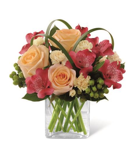Photo of BF2176/C15-4950 (Approx. 8 - 10 Stems - vase included)