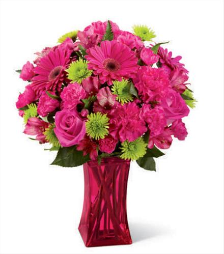 Photo of BF2182/CDPd (Approx. 16 Stems - vase included)