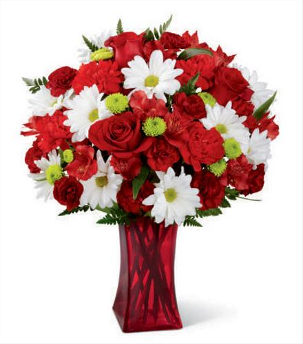 Photo of flowers: Cherry Sweet Bouquet FTD
