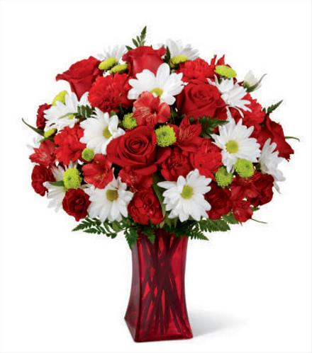 Photo of flowers: Cherry Sweet Bouquet