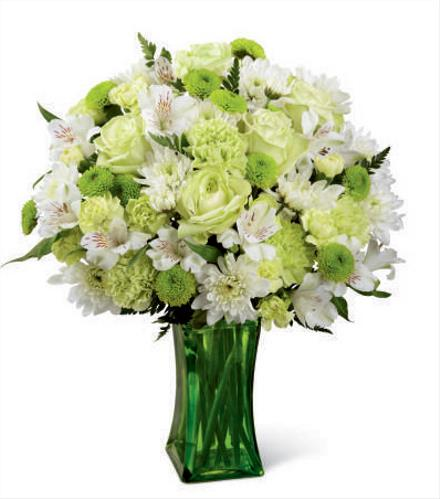 Photo of flowers: Lime-Licious Bouquet
