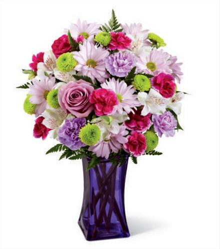 Photo of BF2185/CDL (Approx. 12 Stems - vase included)