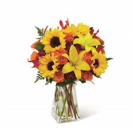 Photo of BF2187/B2-4957 (Approx 10 Stems - vase included)