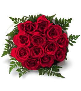 Photo of flowers: Roses Gift Wrapped 12, 18, 24 or 36.