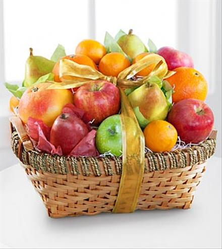Photo of flowers: Goodness Fruit Basket