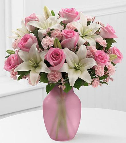 Photo of flowers: Sweet Emotions Mixed Flower Bouquet