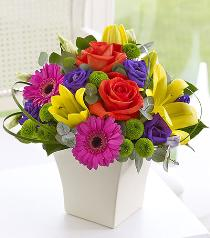 Photo of Vibrant Exquisite Arrangement - 500518