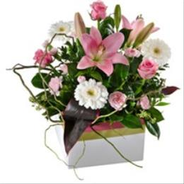 Photo of flowers: Lavish Fresh Flower Arrangement