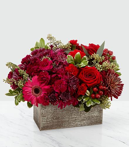 Photo of flowers: Rustic Bouquet 18-F7