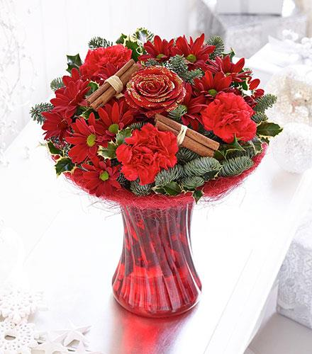 Photo of flowers: Christmas Perfect Gift