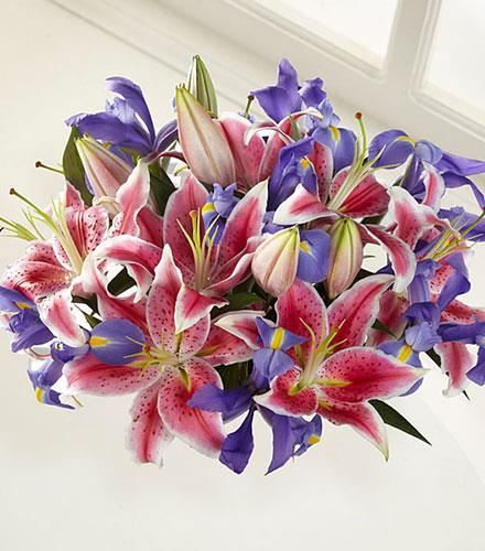 Photo of flowers: Belle of the Ball Bouquet