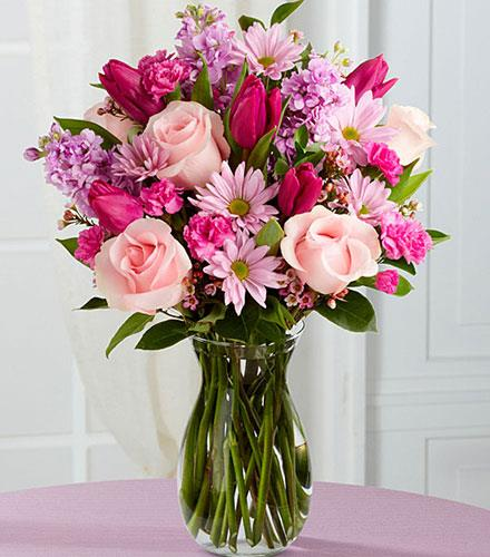 Photo of BF2658/FJ15d (Approx. 20 Stems - vase included)