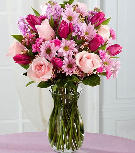 Photo of flowers: Sweet Delight Vase
