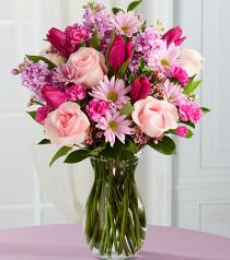 Photo of Sweet Delight Vase No tulips - FJ15