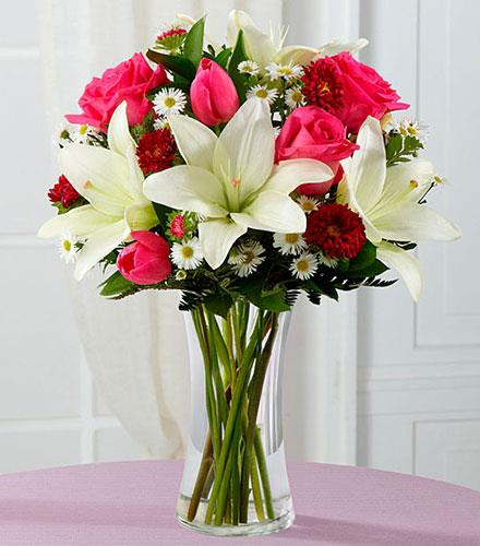 Photo of flowers: Spring Samba Bouquet