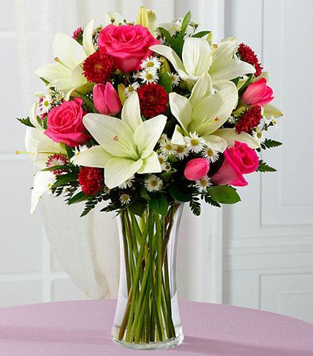 Photo of flowers: Spring Samba Bouquet