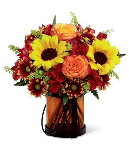 Photo of flowers: Giving Thanks Bouquet by