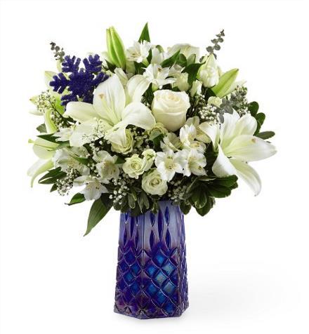 Photo of flowers: Winter Bliss Bouquet