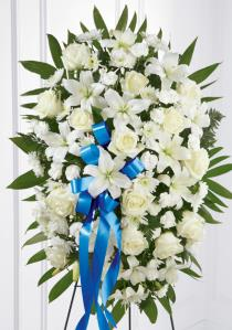 Photo of Exquisite Tribute Standing Spray - S6-4447F