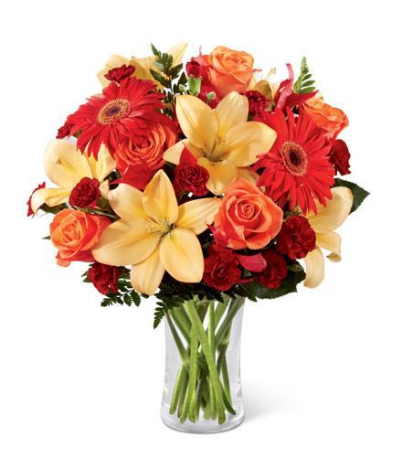 Photo of flowers: Autumn Roads Bouquet FTD