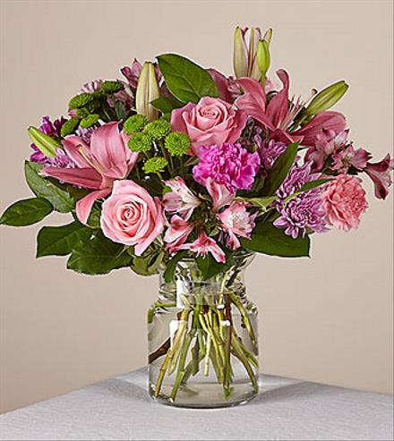 Photo of flowers: Mariposa Bouquet