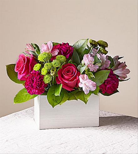Photo of flowers: Sweet Charm Bouquet  19-S6