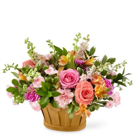 Photo of flowers: Lift Me Up Bouquet 19-S9