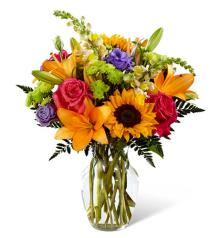 Photo of flowers:  Best Day Bouquet