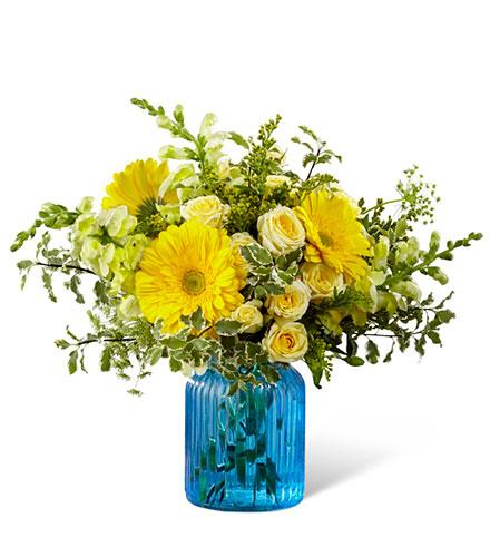 Photo of flowers: Something Blue Bouquet