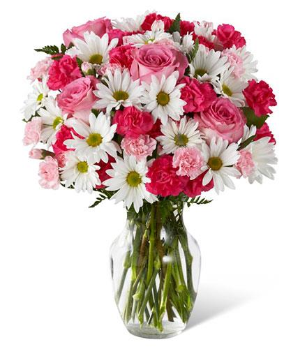 Photo of flowers: The New Sweet Surprises Bouquet