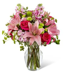 BF2741/B08 - Pink Posh Bouquet