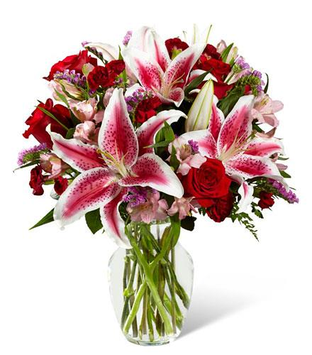 Photo of flowers: High Style Bouquet