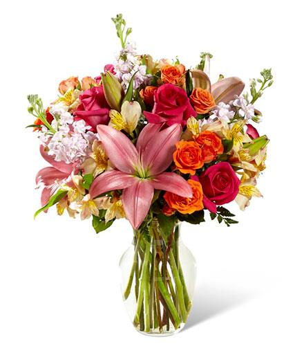 Photo of flowers: Into the Woods Bouquet
