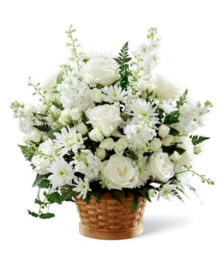 Photo of flowers: Heartfelt Condolences