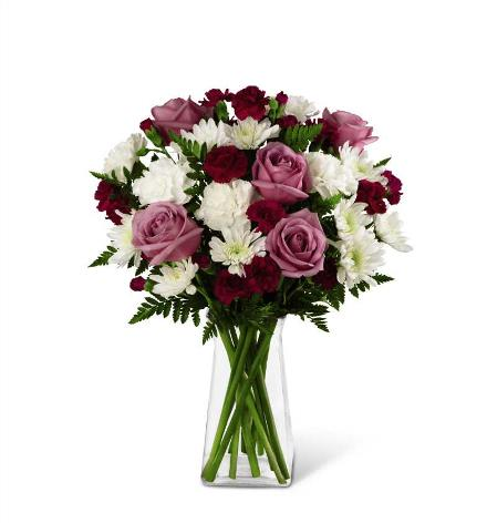Photo of flowers: The FTD My Sweet Love Bouquet