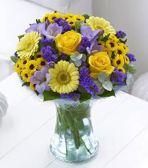 Photo of Blue Perfect in Vase - 500653