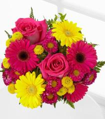 Photo of Let Me See You Smile Handtied Bouquet - FK650